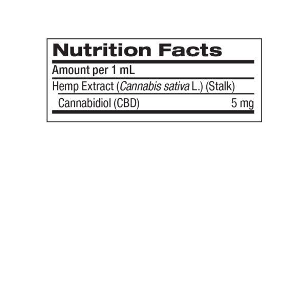 CHH-SmallDog-30ml-Nutrition